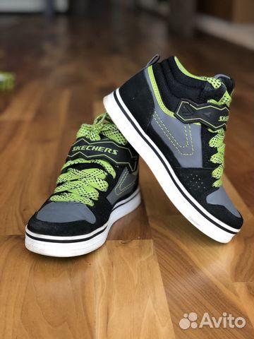 86d9fc66a56e Ботинки Skechers для мальчика   Festima.Ru - Мониторинг объявлений