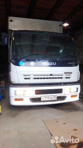 4f4ca15f93053 Продам грузовик Isuzu giga рефрежератор купить в Санкт-Петербурге на ...
