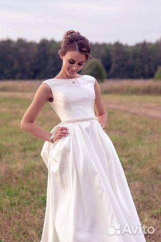 6d7f4a98e51 Свадебное платье Milla Nova Kolett