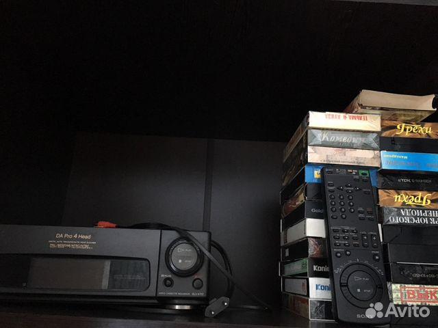 Видеомагнитофон 89156546509 купить 2