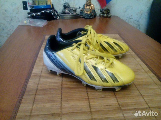 bf18c600 Бутсы футбольные adidas оригинал размер 31 | Festima.Ru - Мониторинг ...