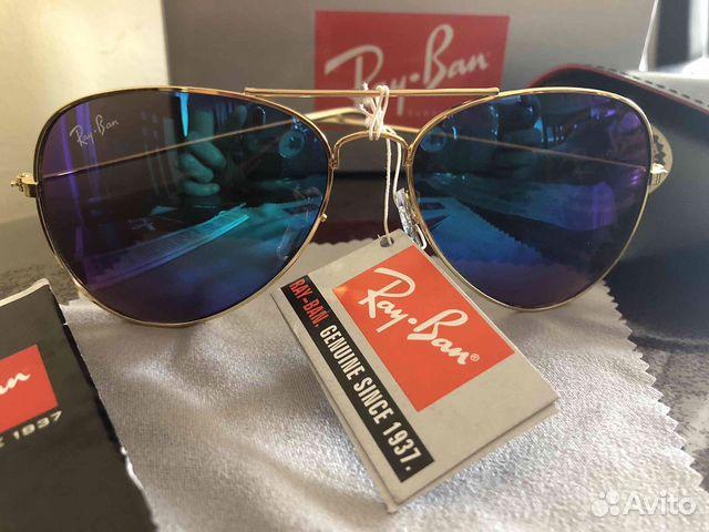 Очки Ray-Ban (оригинал)   Festima.Ru - Мониторинг объявлений 3df21606c57