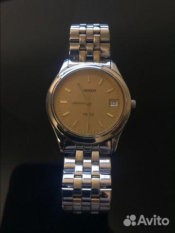 Швейцарские часы Tissot PR50   Festima.Ru - Мониторинг объявлений 92020047e6c