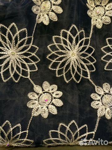 Платье нарядное со стразами Swarovski 7-10 лет  купить 7