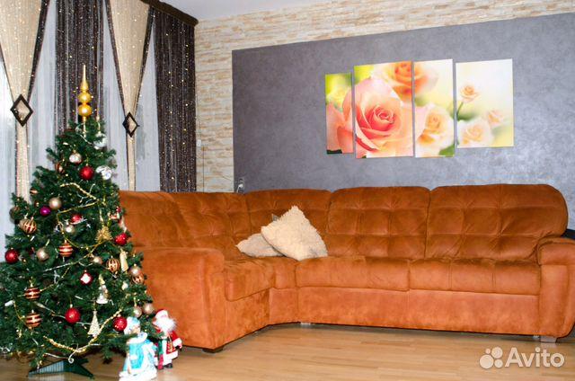 Продается четырехкомнатная квартира за 9 300 000 рублей. Киров.