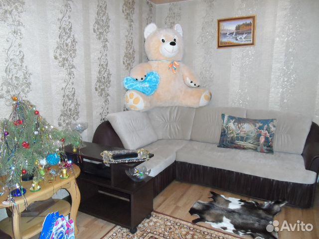 Продается трехкомнатная квартира за 2 600 000 рублей. Курск, парк дома культуры Волокно.