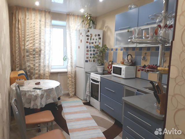 Продается однокомнатная квартира за 2 300 000 рублей. Клары -Цеткин 19а.
