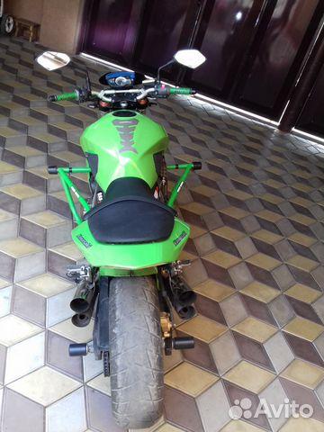 Kawasaki Z 1000 2005 г 89281621631 купить 4
