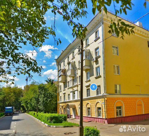 Продается однокомнатная квартира за 3 600 000 рублей. Подольск, Московская область, улица Подольских Курсантов, 4.