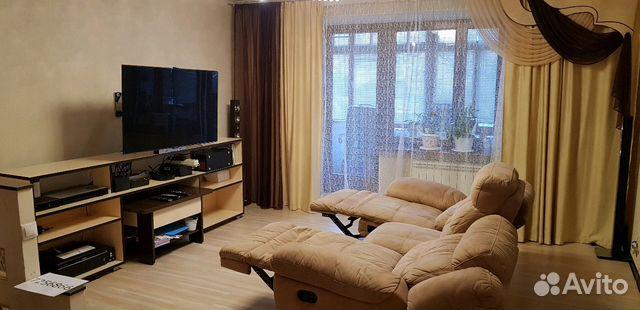Продается четырехкомнатная квартира за 6 500 000 рублей. Красноярск, Октябрьский район, улица Академгородок, 24.