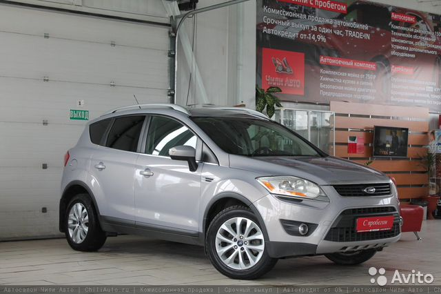 e44b9986a9582 Ford Kuga, 2012 купить в Челябинской области на Avito — Объявления ...