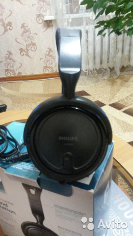 Наушники philips SHP-2000 89092587832 купить 5