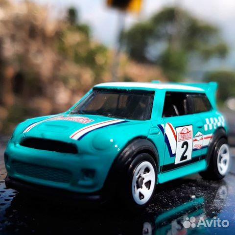 Hot Wheels Morris Mini Cooper 164 сша купить в москве на Avito