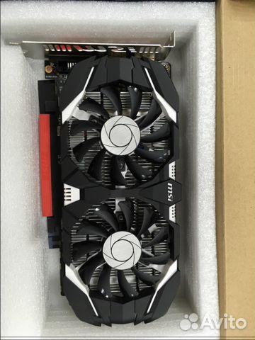 MSI GeForce GTX 1050 OS