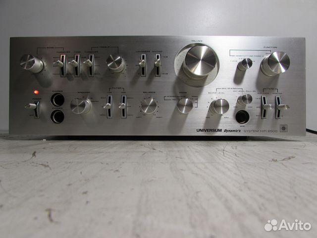 Universum V3297 Стерео Усилитель Germany 88129885308 купить 3