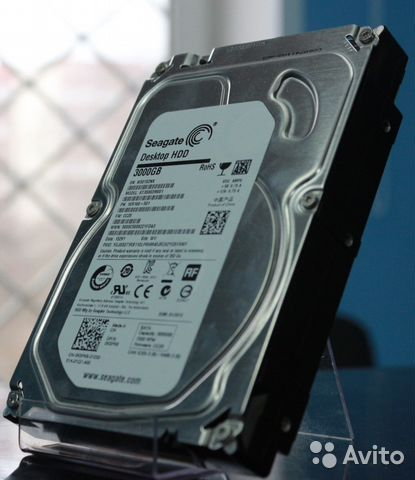 DRIVER FOR SEAGATE ST3000DM001