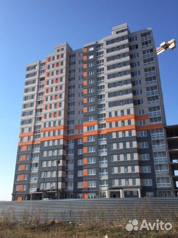 1-к квартира, 38.9 м², 1/16 эт.