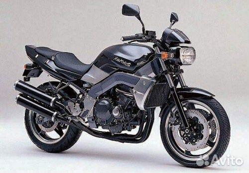 89831314444  Kawasaki ZR400 Xanthus 400 1995 в разбор, на запча