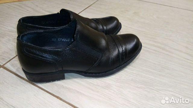 Ботинки детские кожаные 89270999091 купить 2