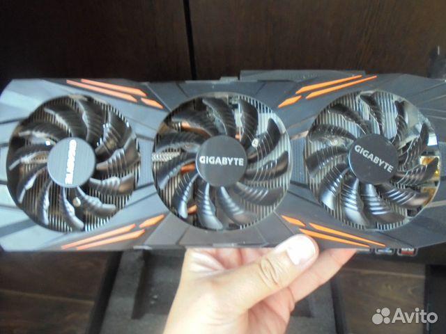 Видеокарта GeForce GTX 1080 G1 Gaming 8G купить в Самарской области