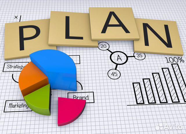 Бизнес-план, фин.модель на заказ