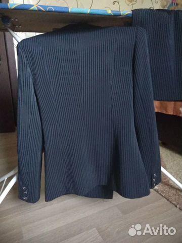 Three-piece suit