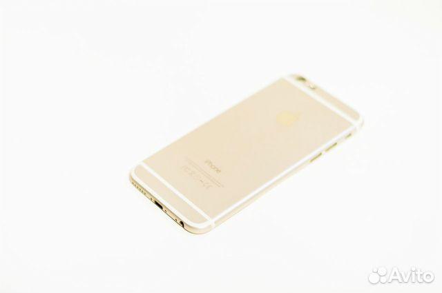 Корпус iPhone 6 Gold 89622593902 купить 1