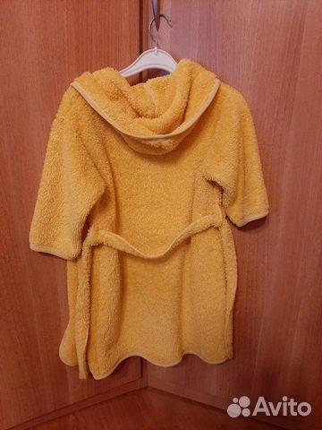 Детский халат теплый 89242744104 купить 2