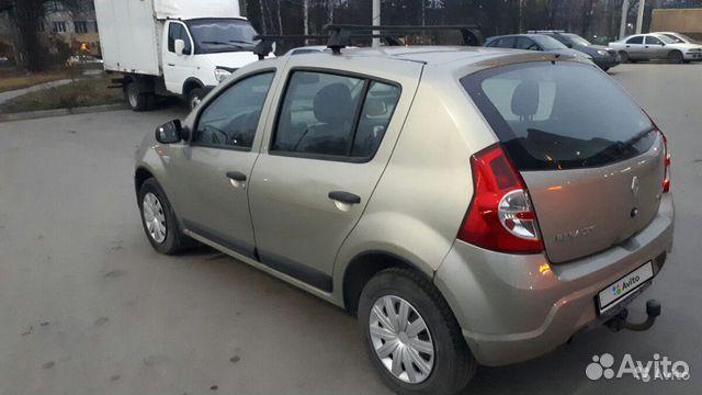 Renault Sandero, 2011  buy 3