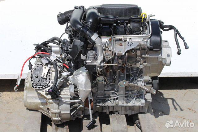 Двигатель crfc 2.0л на Audi A3