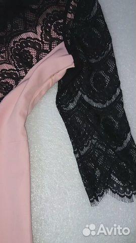Новое вечернее платье с кружевом.Очень красивое 89144513086 купить 4