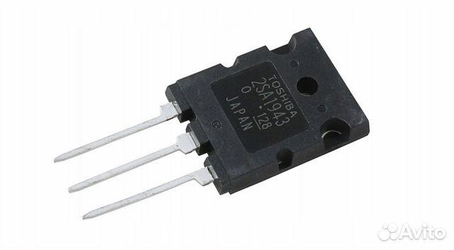 Транзисторы 2SA1943 для усилителя 89125761137 купить 1