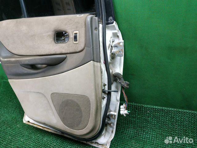 Дверь задняя левая Mazda Familia BJ5W