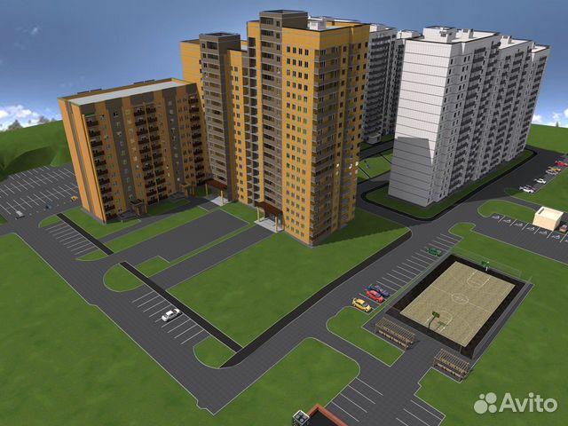 2-к квартира, 56 м², 7/16 эт. 84812777000 купить 3
