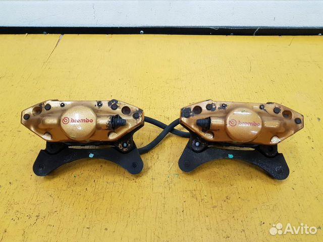 89625003353  Суппорта задние Brembo Gold Subaru Legacy, BE5, EJ