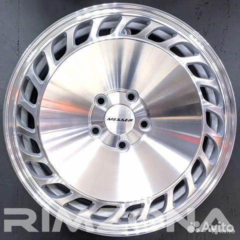 Новые диски Messer на Skoda, Volkswagen 89053000037 купить 1