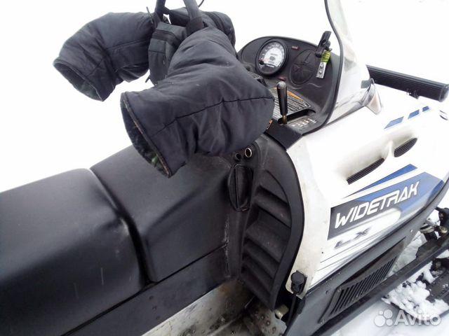 Снегоход Polaris Widetrak LX 89622110110 купить 6