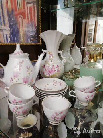 Сервизы чайные Германия,Польша 89515554156 купить 5