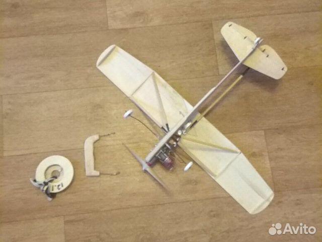 Кордовая модель самолета як-12 89063901161 купить 4