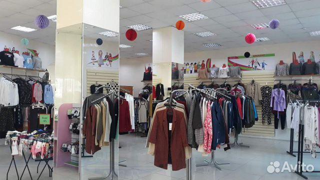 Сдам магазин одежды с оборудованием - центр города 89272829296 купить 5