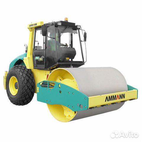 Каток дорожный ammann ASC 150D 84742545165 купить 2