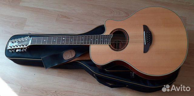 Электроакустическая гитара Yamaha APX700-12