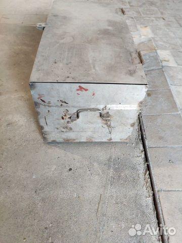 Ящик для коптильни