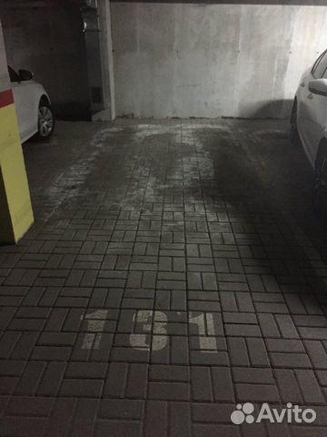 Машиноместо, 16 м²