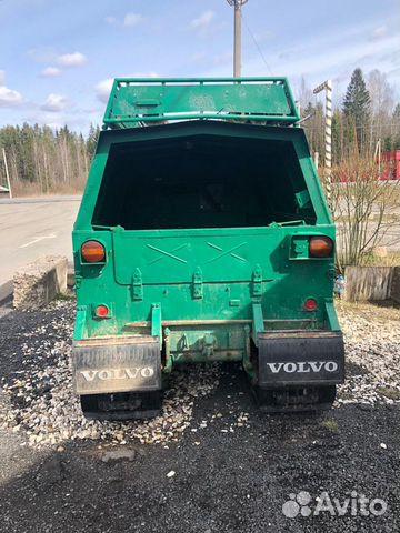 Снегоболотоход Volvo BV 202 NF1 89116206283 купить 3