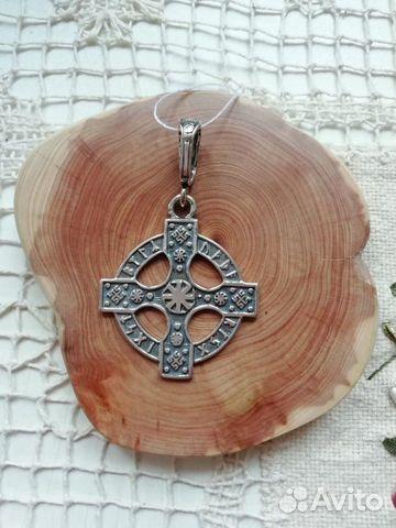 Крест серебро  89004827889 купить 1