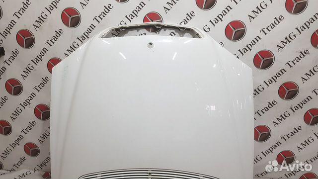 Капот в сборе Mercedes Benz W220 S 89143292009 купить 3
