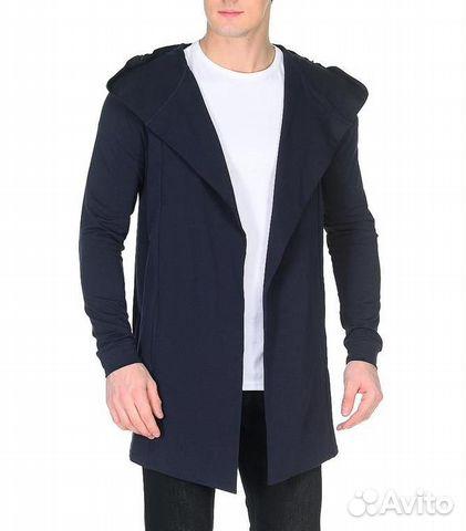 Новая Синяя Мантия с капюшоном 89787830007 купить 3