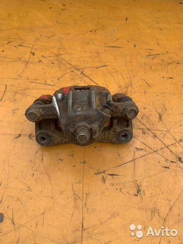 Суппорт задний правый Hyundai Santa Fe Classic 2.0 89177607608 купить 4