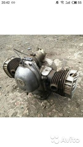 The motor to 750